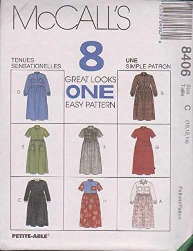 8 dresses in 1 - 9