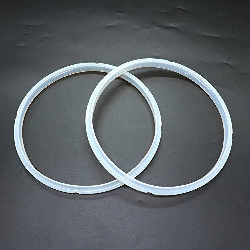 Inner Replacement Pot (Pack Of 2 Replacement Silicone Sealing Ring for Instant Pot, Fit for 5qt/6qt Instant Pot)