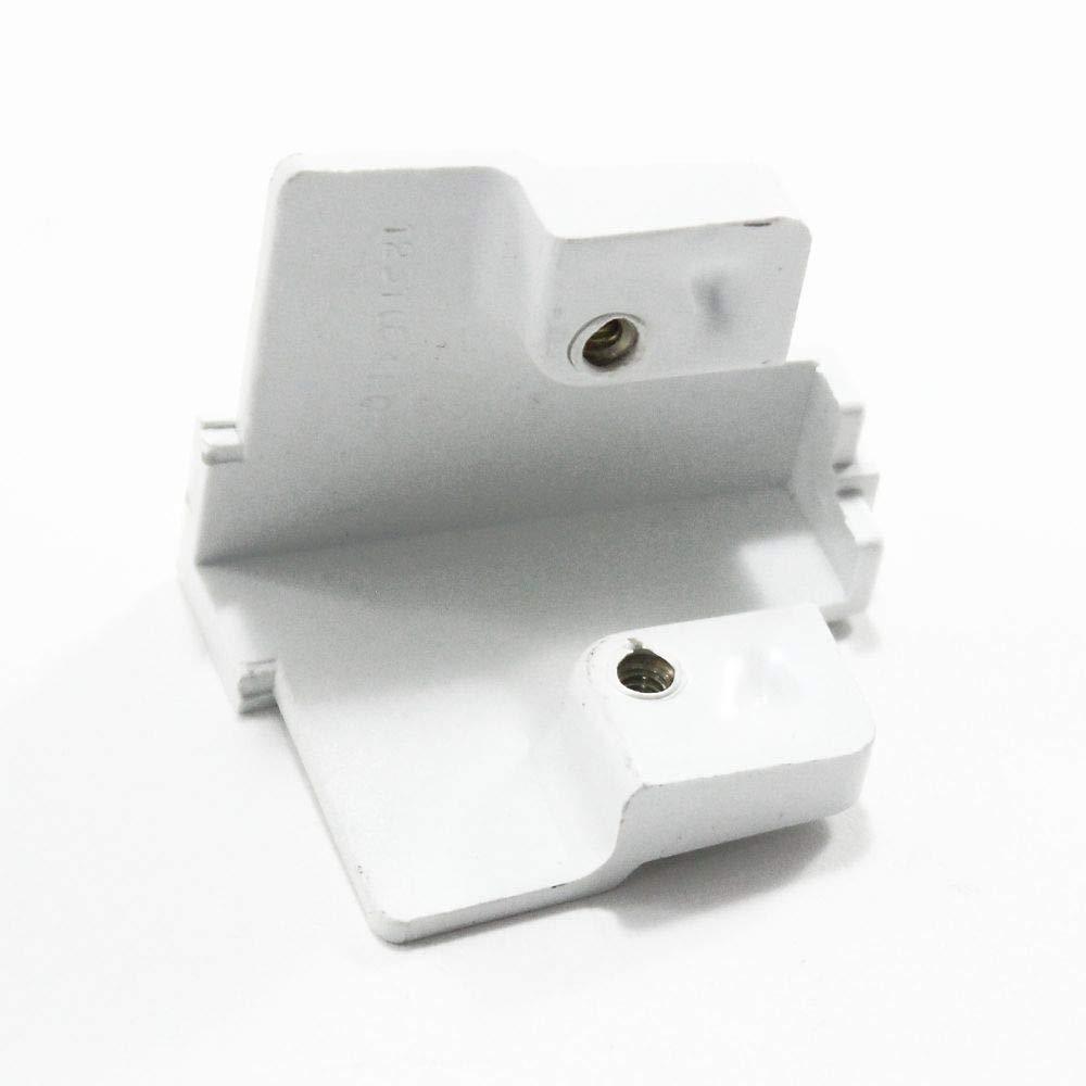 Frigidaire 318034601 Wall Oven Side Trim End Cap, Upper (White) Genuine Original Equipment Manufacturer (OEM) Part White