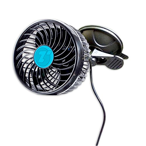 cigarette lighter fan - 6
