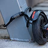 Segway Ninebot 5-Digit Combination Cable Lock for