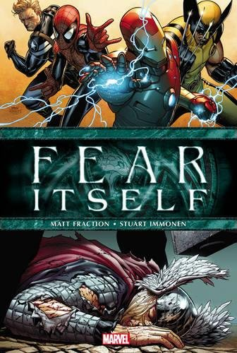 Fear Itself Matt Fraction product image