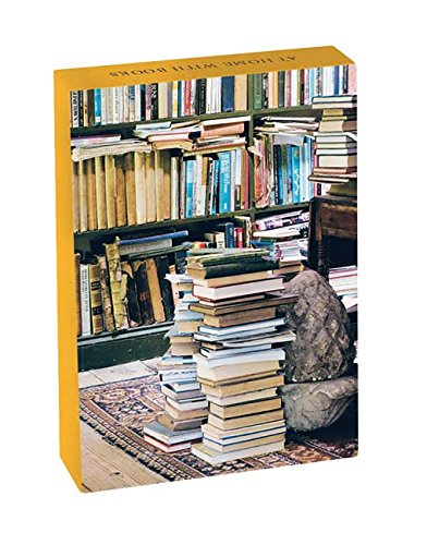 (At Home with Books Classic Notecards)