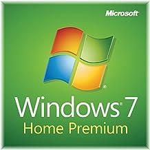 Microsoft Windows 7 Home Premium 64 bit w/ SP1 OEM