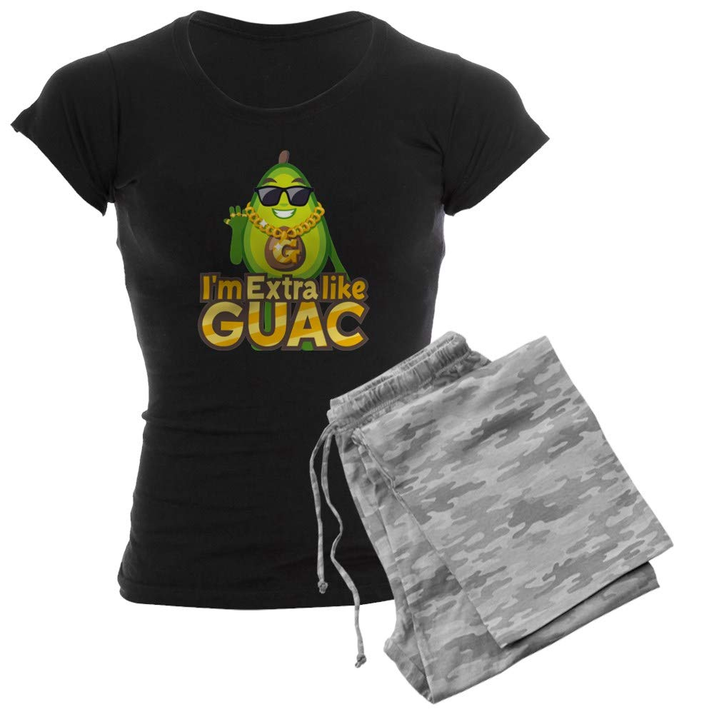 CafePress Avocado Humor Womens PJs