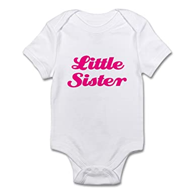 b8c2a555b4eed Image Unavailable. Image not available for. Color: CafePress Little Sister  ...