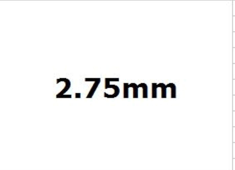 5A 1000pcs 0.7mm ~ 6mm 2mm 3mm Zircon blanco Gemas sintéticas sueltas Piedras de circonio cúbico