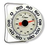 Cooper-Atkins 255-06-1 Bi-Metal Wall/Storage Thermometer, -60/120°F Temperature Range