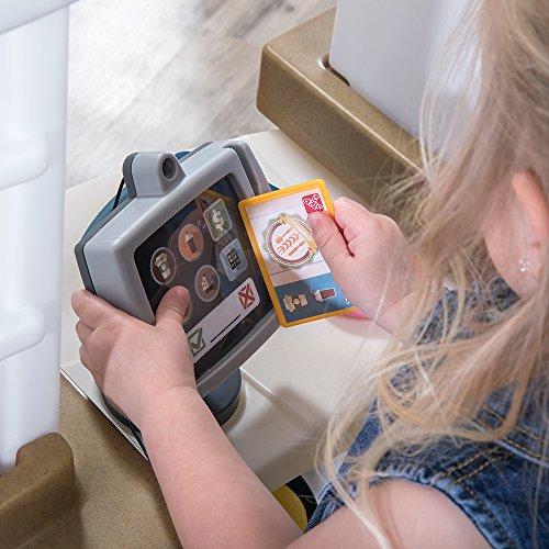 Step2 488699 Coffee Bean Café & Kitchen Kids Playset, Tan