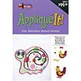 Amazing Designs APPLIQUE IT Embroidery Machine Software