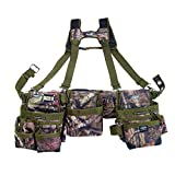 Bucket Boss Bucketboss 55185-MOSC, Three Bag Framers Rig,, Mossy Oak Camo