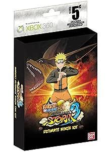Bandai Namco Naruto Ultimate Ninja Kit tarjeta de juegos ...