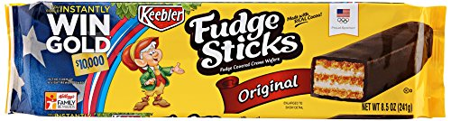 Keebler Cookies - Fudge Sticks, 8.5 (Vanilla Dip)