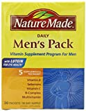vitamin packs for men - Nature Made Men's Pack Vitamin, 30-Count (Pack of 2)