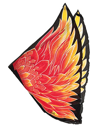 Yellow Costume Bird Wings (Wings Firebird)