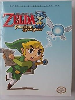 The Legend of Zelda Phantom Hourglass Special Digest Version Strategy  Nintendo DS: 9780761559009: Amazon.com: Books
