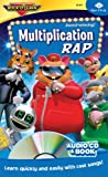 Multiplication Rap Audio CD and Book by Rock 'N Learn
