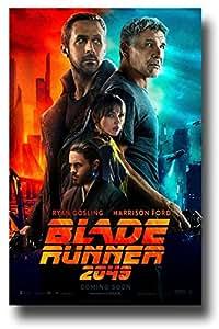 Amazon Com Blade Runner 2049 Poster 11 X 17 Promo Movie