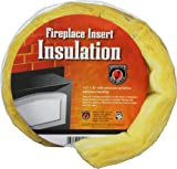 fireplace draft - MEECO'S RED DEVIL 1105 Fireplace Insert Insulation