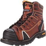 Thorogood Composite Safety Toe Gen Flex 804-4445 6-Inch Work Boot, Brown, 12 M US