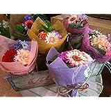 ミニブーケ ブーケ 全ておまかせの花材、花色で作成ミニ花束 ピアノ バレエの発表会 お祝い 卒業式 卒園式 ギフト お誕生日 プレゼントなどに