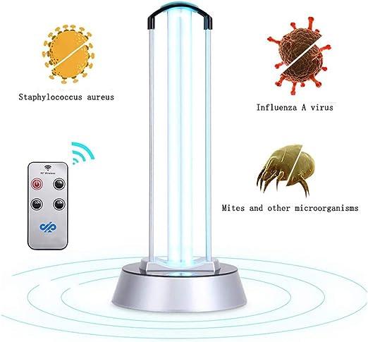 JZH-Light Luz UV Germicida 40W Lámpara De Desinfección UV Médica ...
