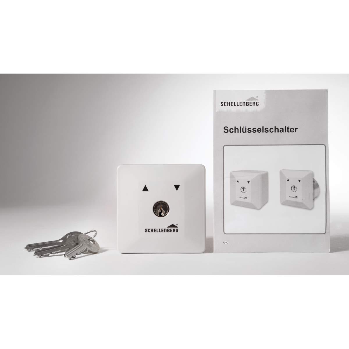 Import Allemagne Schellenberg Ap Interrupteur /à cl/é