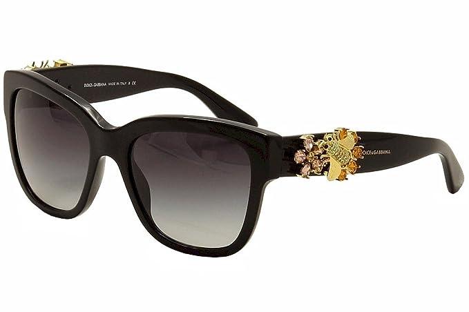 Gafas de Sol Dolce & Gabbana DG4247B BLACK - GREY GRADIENT ...