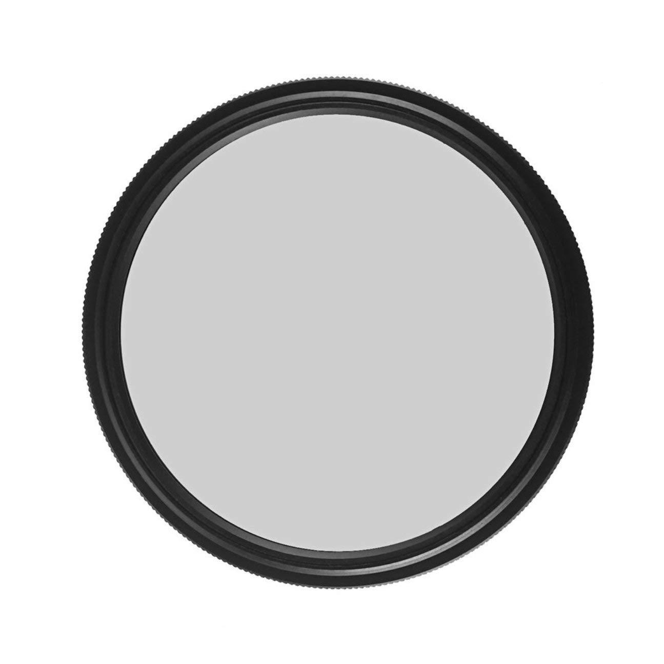 Cam/éra Circulaire CPL /étanche Ultra Mince 49//52//55//58//62//67//72 77MM Filtre Len