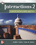 img - for Interactions Level 2 Listening/Speaking Student E-Course Stand Alone book / textbook / text book