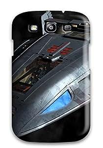 Hard Plastic Galaxy S3 Case Back Cover,hot Star Trek Case At Perfect Diy