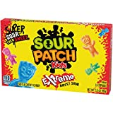 SOUR PATCH KIDS Extreme Sour Soft & Chewy Candy, 12