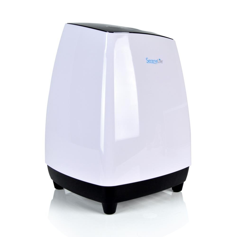 Updated Premium SereneLife Air Purifier Hepa Filter, Hepa Air Purifier, Air Cleaner Purifier, Removes Dust, Aroma Diffuser Oil Tray, Ventilation Fan, 50 Sq. Ft. Coverage (PSLAPU20)