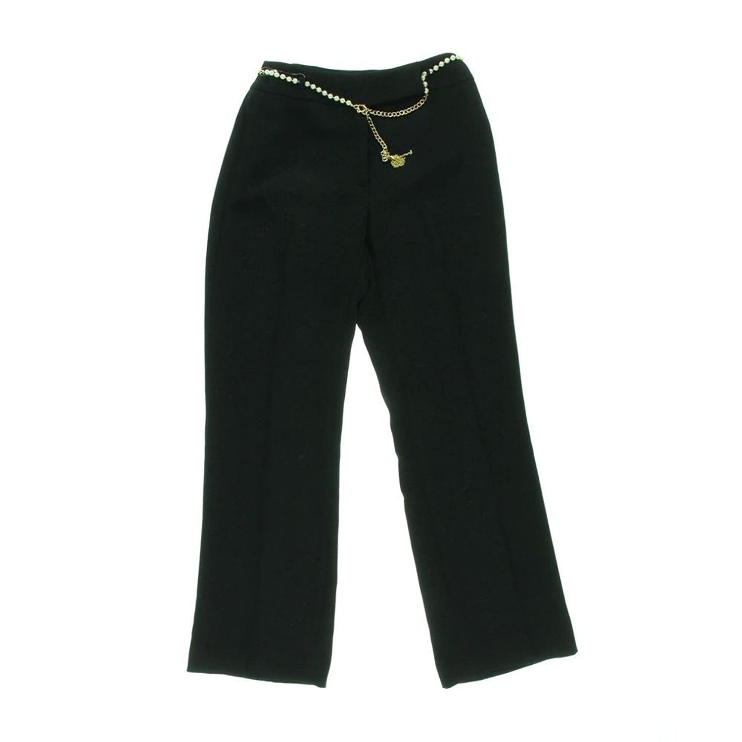 Tahari Black Cindy Pants