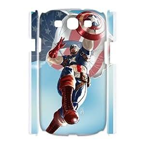 Captain America case generic DIY For Samsung Galaxy S3 I9300 MM9Y992360