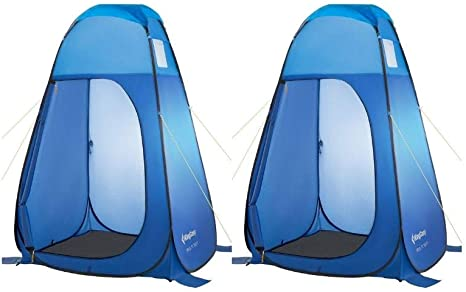 KingCamp Portable Pop Up Privacy