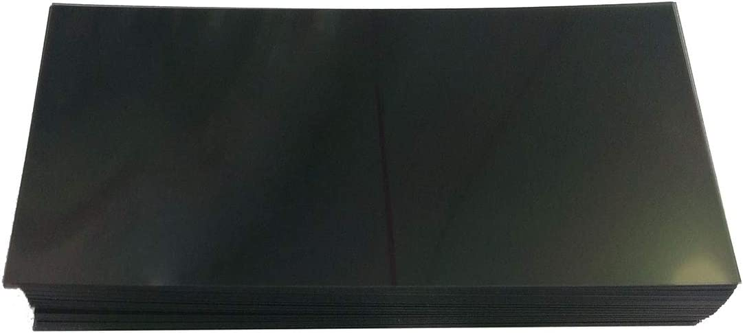 Nrthtri 100 PCS LCD Filter Polarizing Films for Vivo X9 Plus Connector