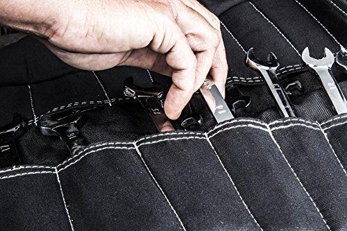 Dickies Work Gear 57060 Black Large Wrench Roll by Dickies Work Gear (Image #5)