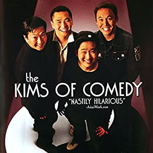 The Kims of Comedy Performance