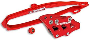 TM Designworks Dirt Cross Multi-Purpose Chain Slide-N-Guide Kit Honda CRF450R