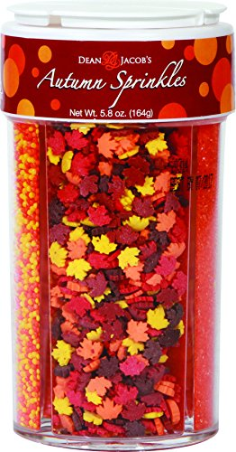 Dean Jacob's Autumn Accents & Sprinkles ~ 5.8 oz.]()