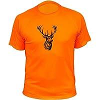 Camiseta de Caza Ciervo - Ideas Regalos Cazadores