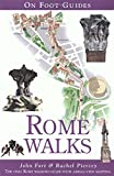 On Foot Guides Rome Walks