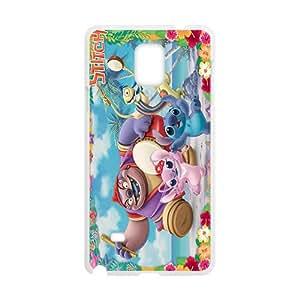 Personal Customization Lilo & Stitch Case Cover For samsung galaxy Note4 Case