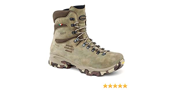 4c14b829f1d Zamberlan Men's 1014 Lynx MID GTX Leather Hunting Boots