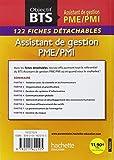 Image de Assistant de gestion PME/PMI : 122 fiches détachables