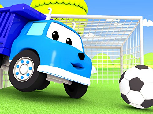 FIFA World Cup - Playing Football / the Egg Hunt - Learn colors