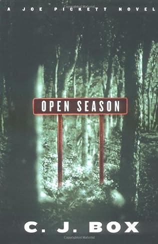book cover of Open Season