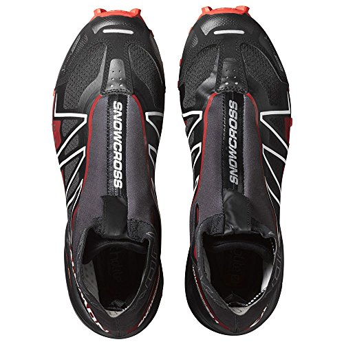 Salomon Snowcross CS Trail Laufschuhe Black