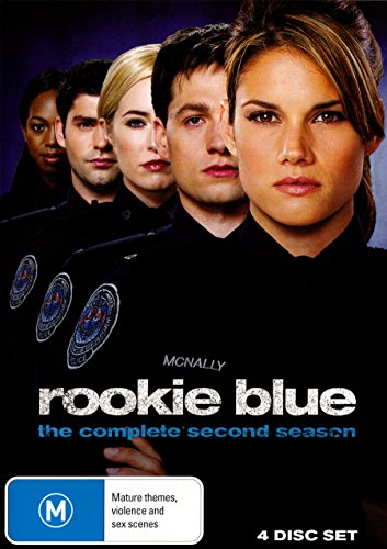 Rookie Blue Season 2 | 4 Discs | NON-USA Format | PAL | Region 4 Import - Australia
